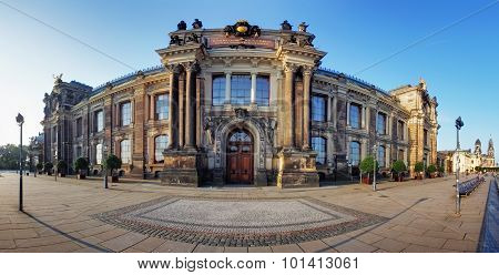 Art Academy In Dresden, Germany