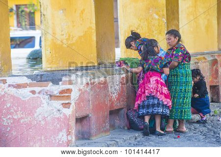 Antigua Street Laundry