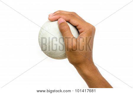 Hand For Softball