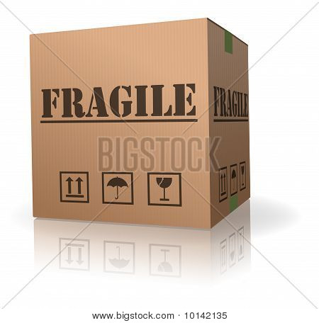 Fragile Post Package