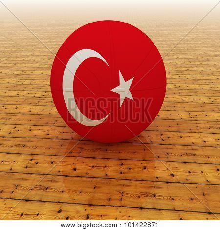Turkey Basketball