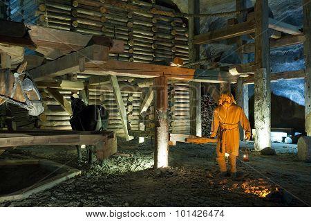 Wieliczka Salt Mine (13Th Century)