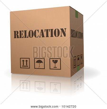 Moving Or Relocation box
