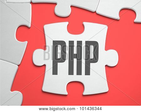 PHP - Puzzle on the Place of Missing Pieces.