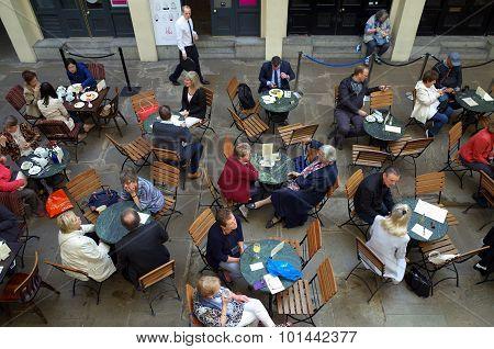Covent Garden Cafe Society