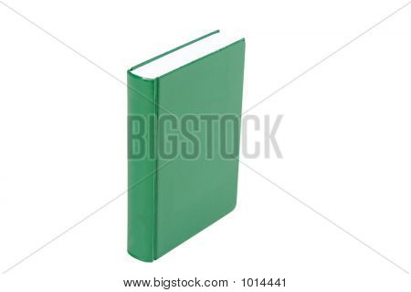 Hardcover Green Book