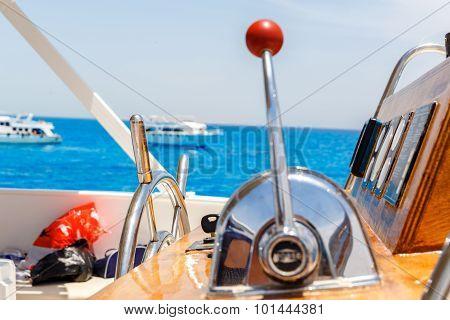 Nautical Ships Control Panel