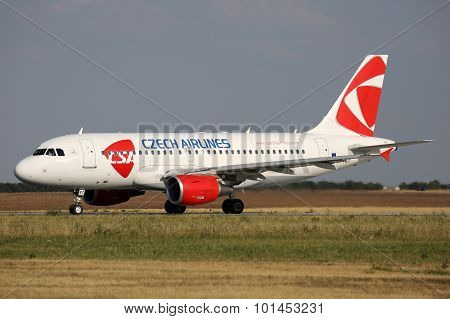 Csa - Czech Airlines