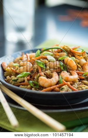 Shrimp Chop Suey
