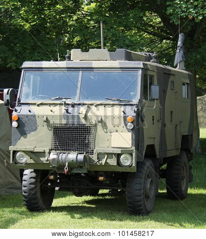 Military Truck.