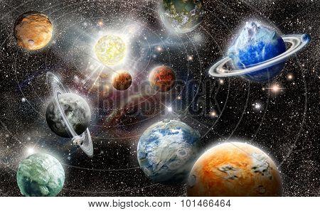 Alien Star System