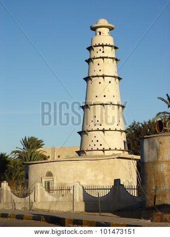 Dovecote In Egypt