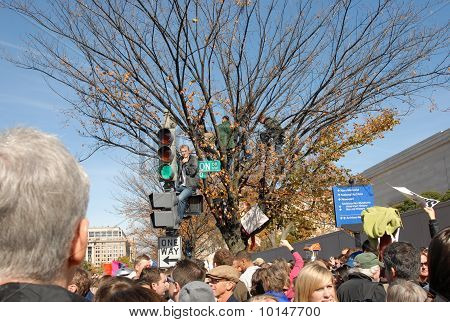 Rally to Restore Sanity