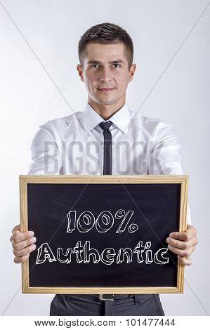 100% Authentic