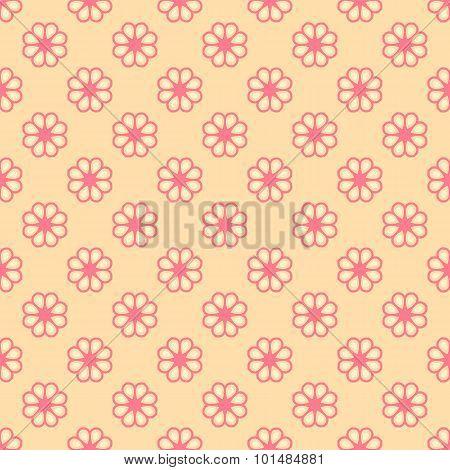 Feminine  seamless pattern