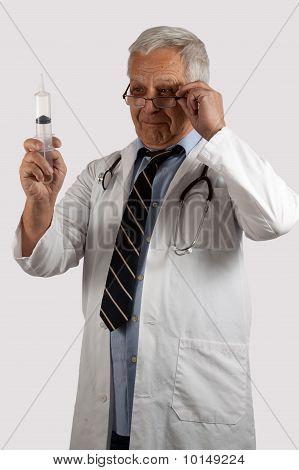 Senior Man Doctor