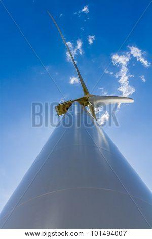 Oklahoma Wind Turbine
