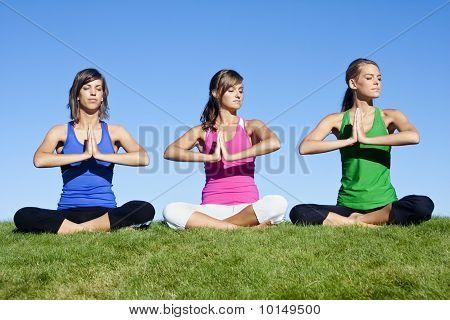 Morning Yoga Women