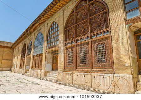 Citadel wooden doors and windows