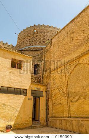 Citadel Fortress from inside walls