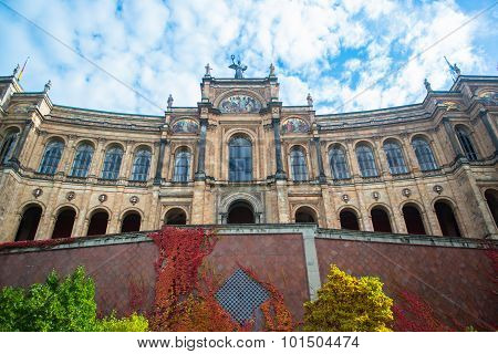 Bavarian State Parliament - Munich, Germany