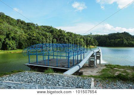 Bang Ward Dam