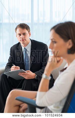 Attentive Psychologist