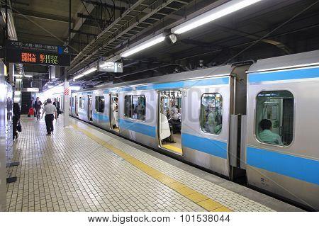 Tokyo - Shinagawa Station