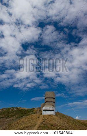 Blue Sky Bunker.