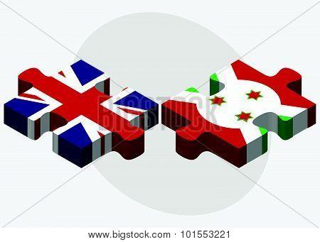 United Kingdom And Burkina Faso