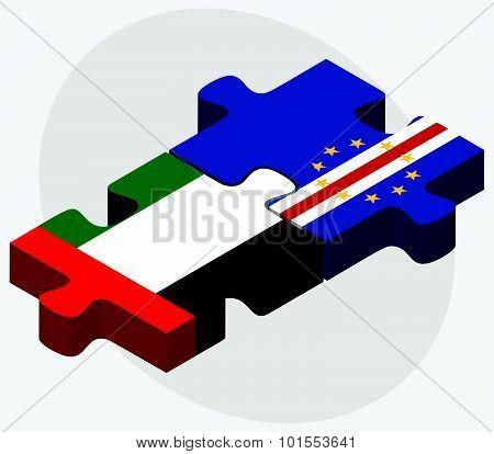 United Arab Emirates And Cabo Verde
