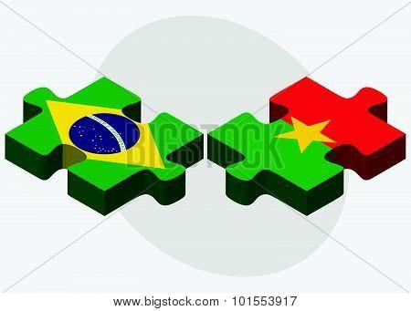 Brazil And Burkina Faso
