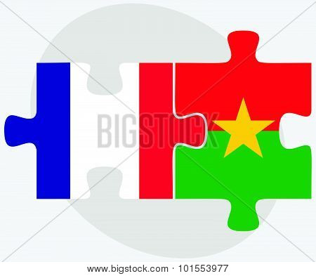 France And Burkina Faso