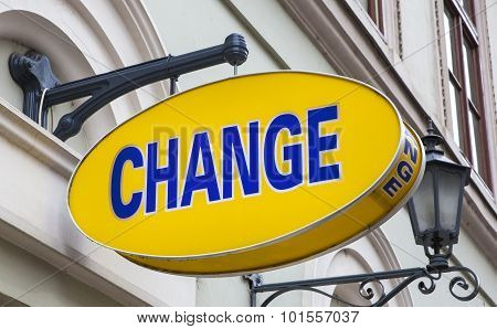 Currency Exchange Shop