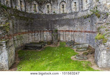 The Multangular Tower In York