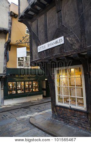 Little Shambles In York