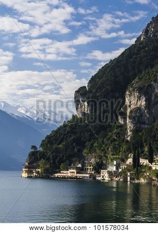 Lake Garda, Riva Del Garda, Trentino Alto Adige, Italy