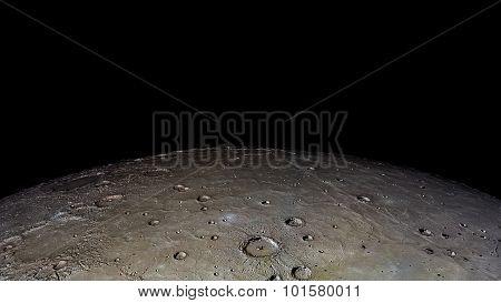 Mercury area