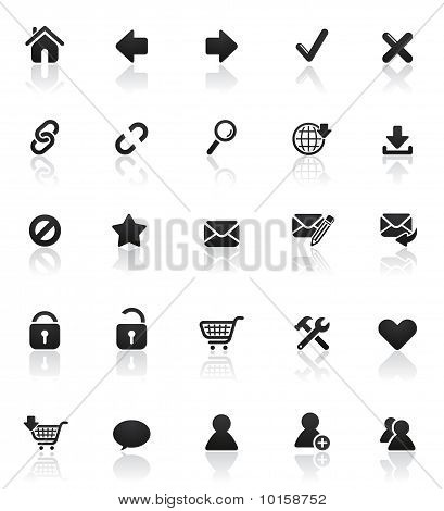 Rounded icons series