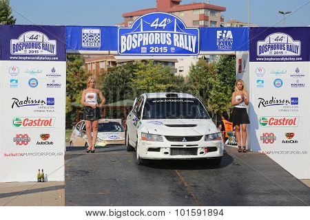 Bosphorus Rally 2015