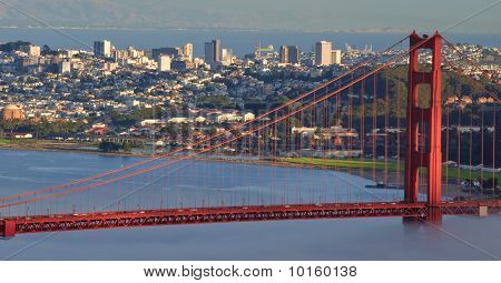San Francisco Golden Gate Bridge, CA, USA