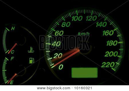 Speed Meter