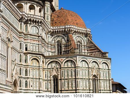The Dome Of Florence Cathedral