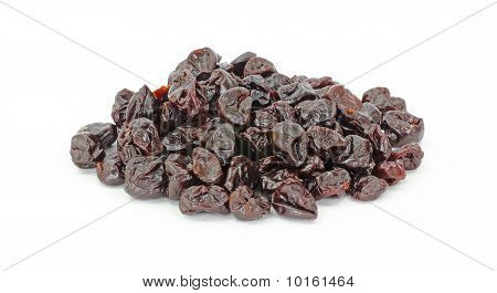 Pile Of Dried Cherries