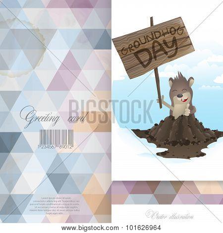 Happy Groundhog Day.