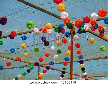 Colourful Decoration
