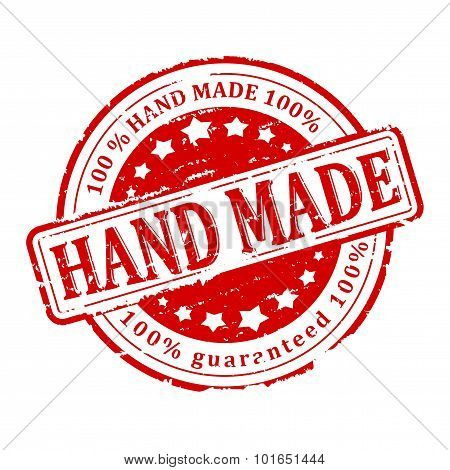 Scratched Seal - Hand Made