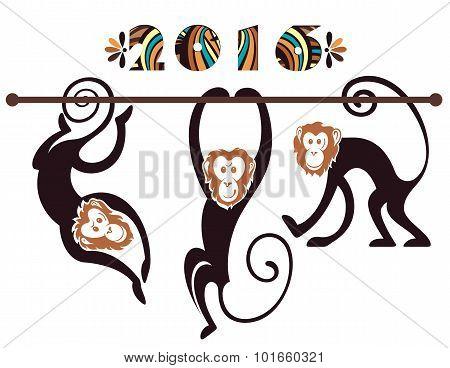 Monkey Year