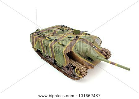 German Tank E-10