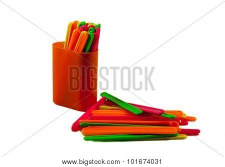 Set Counting Sticks